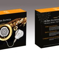 Horn Blower for Saxophone