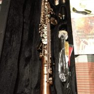 ammoon LADE Pro Soprano Saxophone